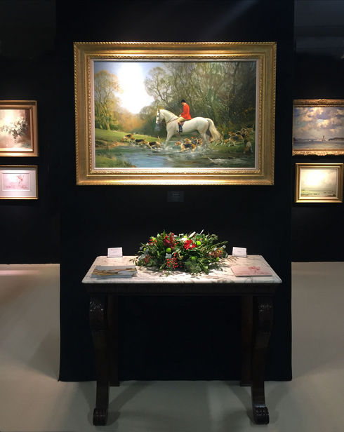 Art & Antiques Fair at Olympia