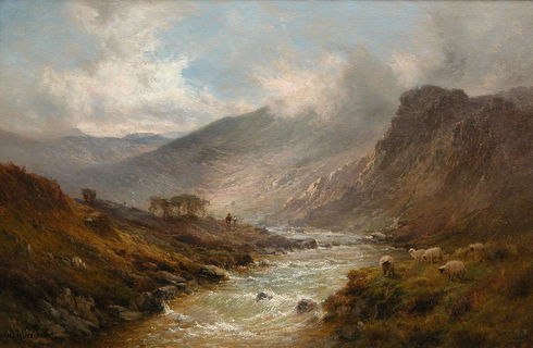 'A Valley in Aberdeenshire'